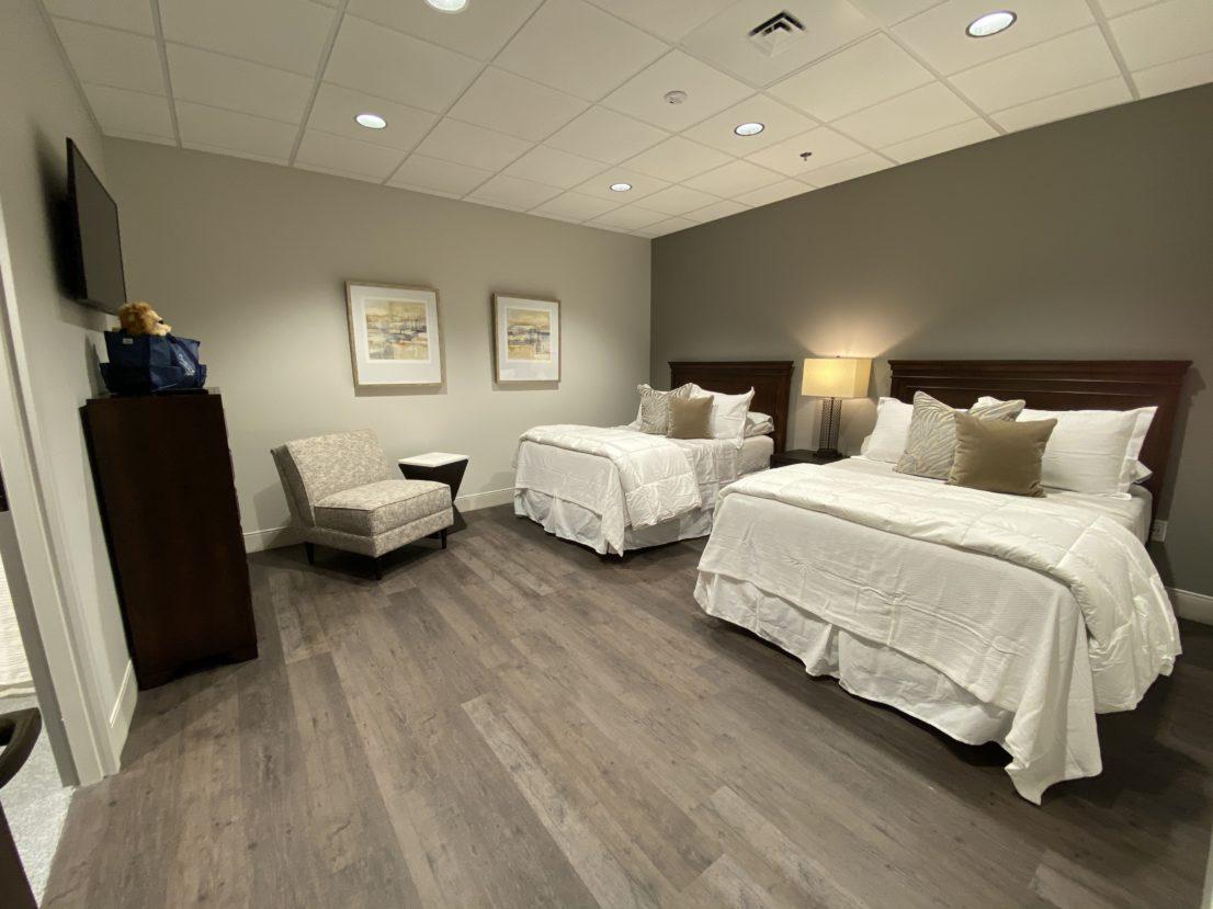 Double Bedroom, Ronald McDonald Family Room