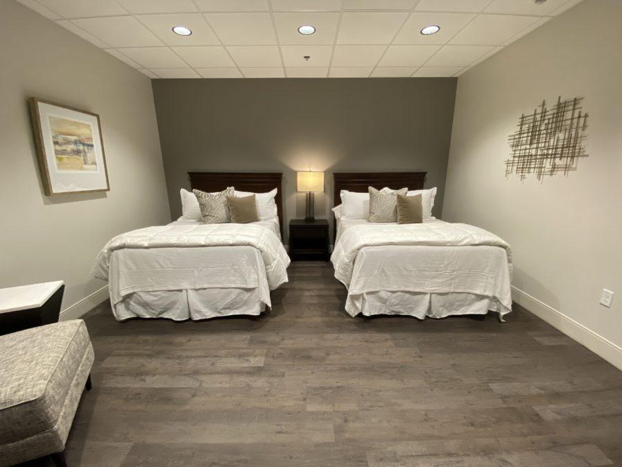 Double bedroom 2, Ronald McDonald Family Room