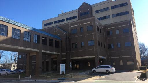 NW Hospital exterior