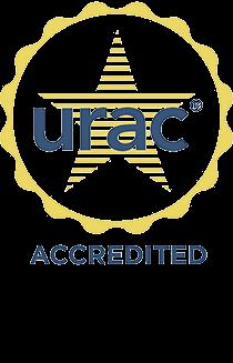 URAC Accredited Specialty Pharmacy, Expires April 1, 2024