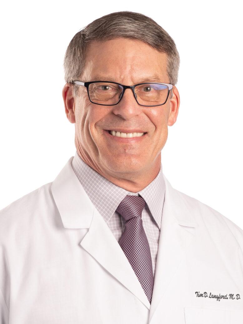 Timothy D. Langford, M.D.