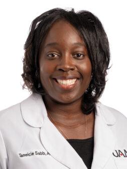 Taneicie D. Sabb, CNP