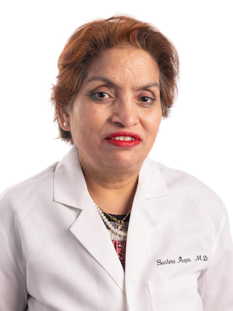 Sushma K. Thapa, M.D.