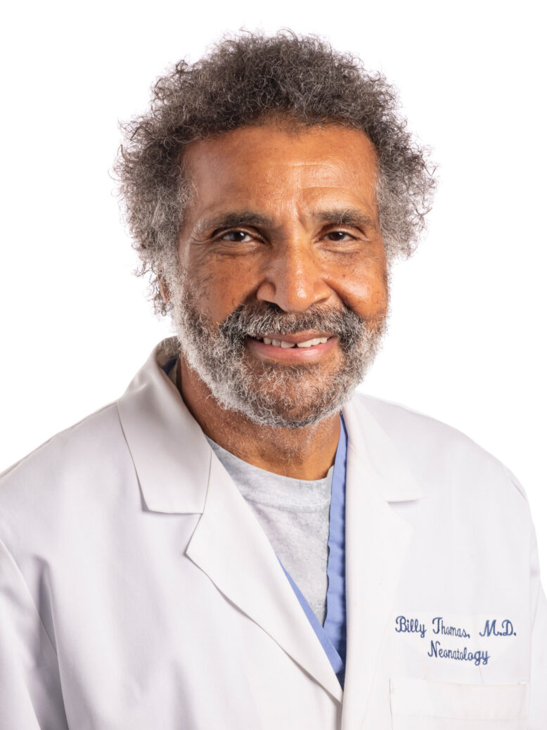 Billy R. Thomas, M.D.
