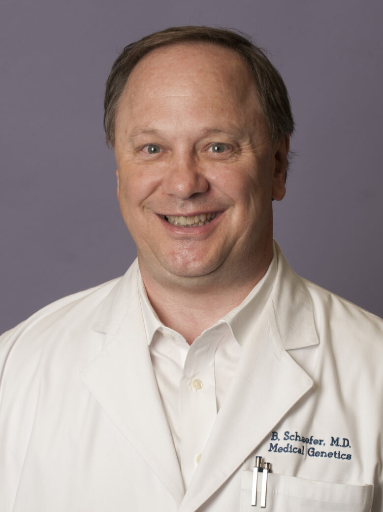 G. Bradley Schaefer, M.D.