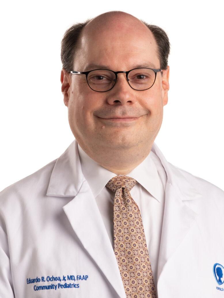 Eduardo R. Ochoa Jr., M.D.