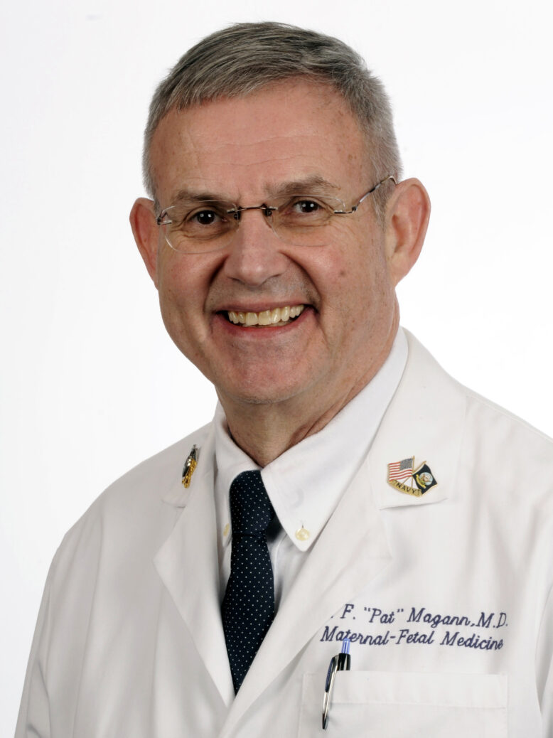 Everett F. 'Pat' Magann, M.D.