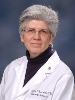Janina B. Bonwich, M.D.
