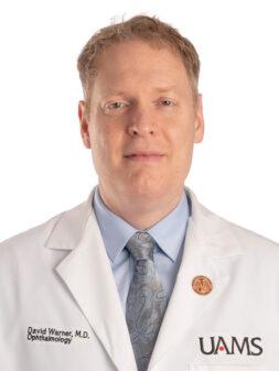 David B. Warner, M.D.
