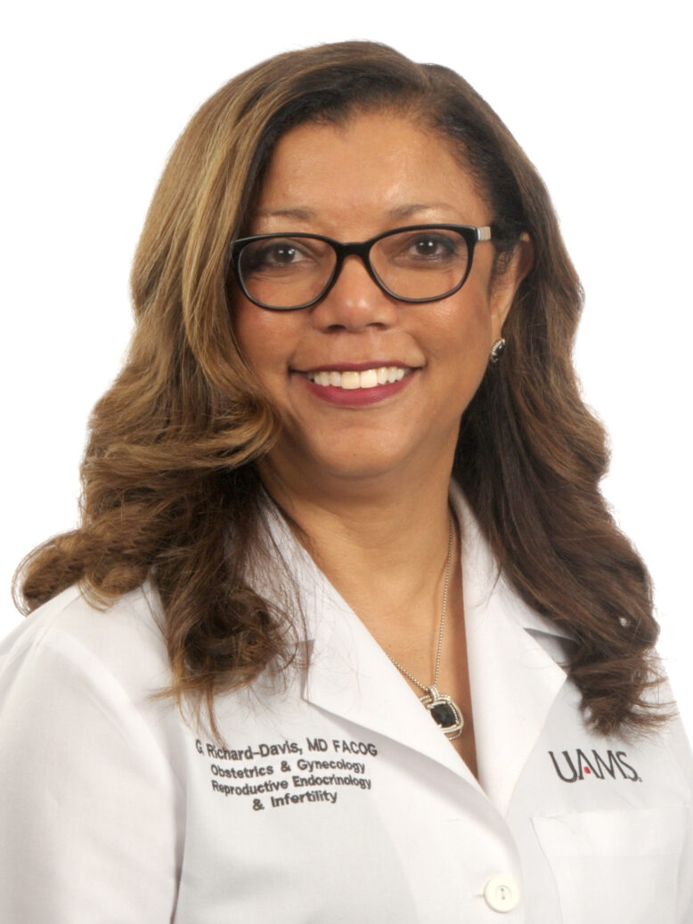 Gloria A. Richard-Davis, M.D.