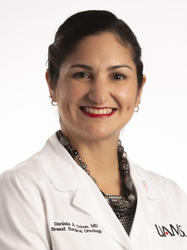 Daniela A. Ochoa, M.D.