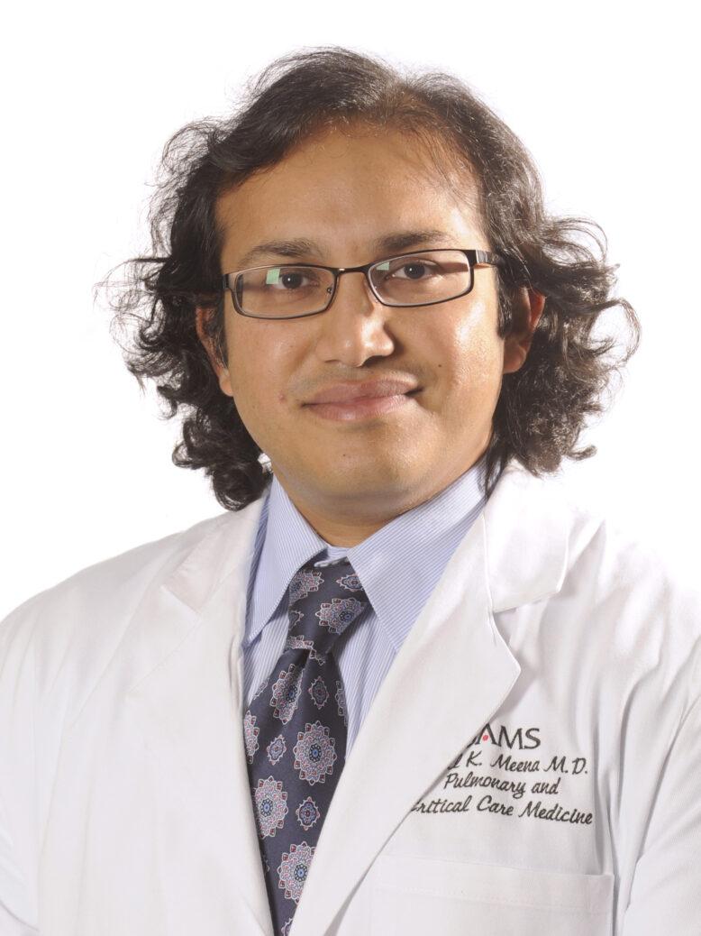 Nikhil Kumar Meena, M.D.