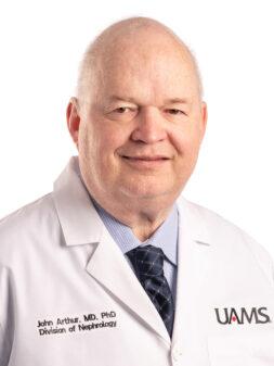 John M. Arthur, M.D., Ph.D.