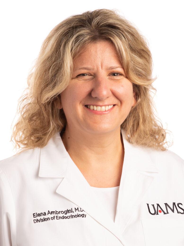 Elena Ambrogini, M.D., Ph.D.