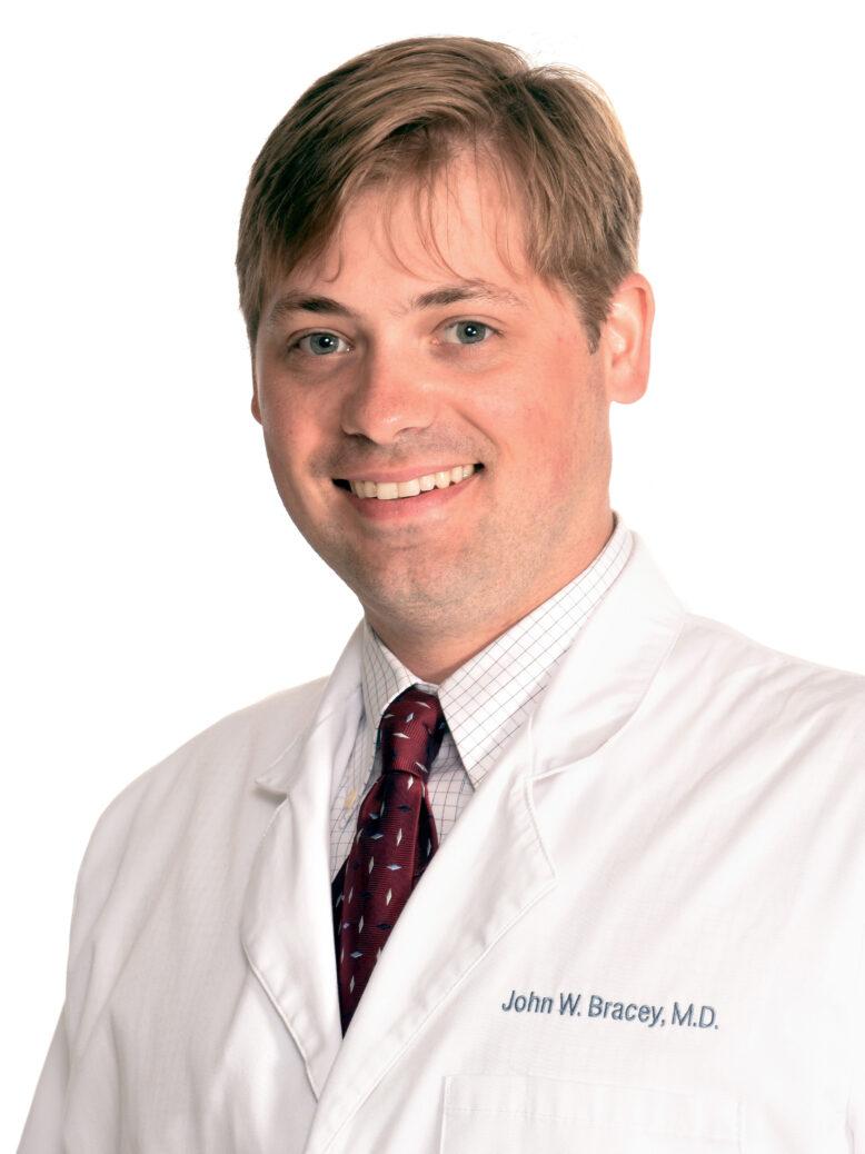 John  W.  BraceyJr., M.D.