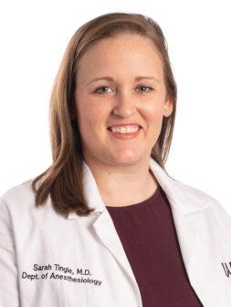 Sarah K. Tingle, M.D.