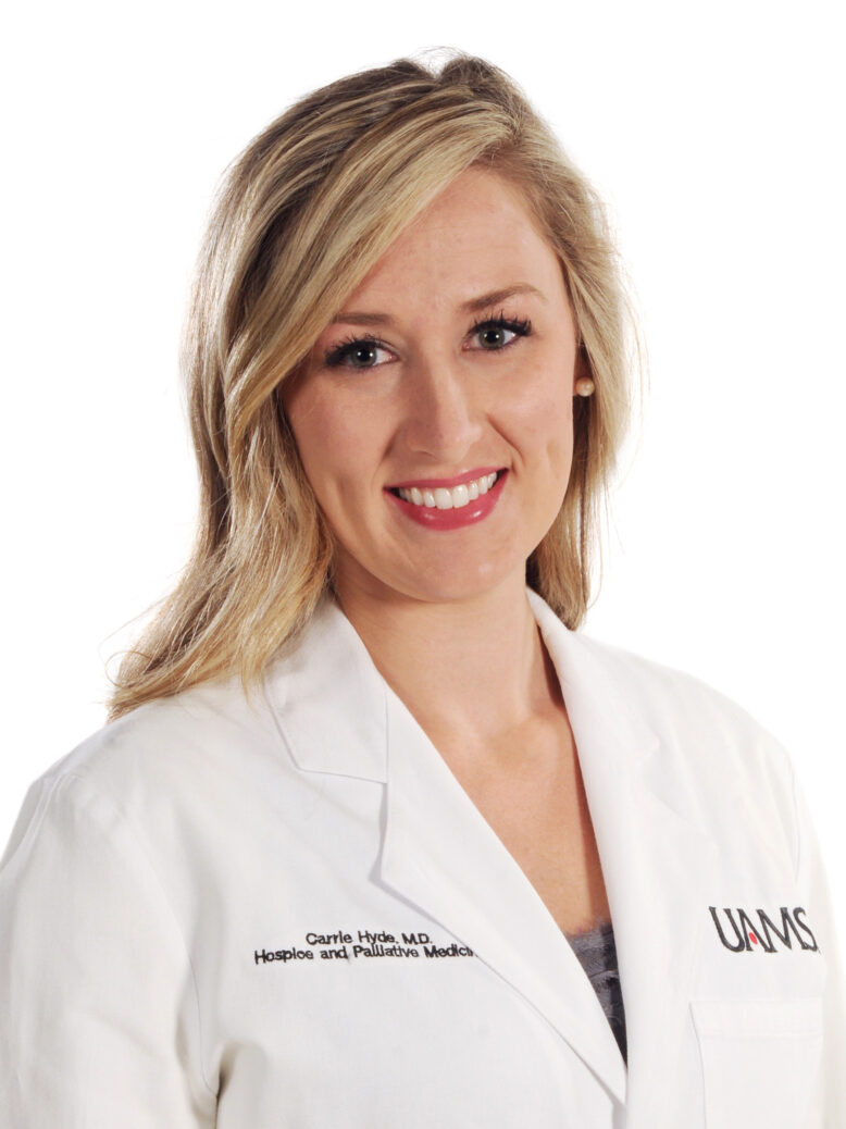 Carrie  R. Hyde, M.D.