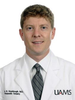 Jeffrey B Stambough, M.D.