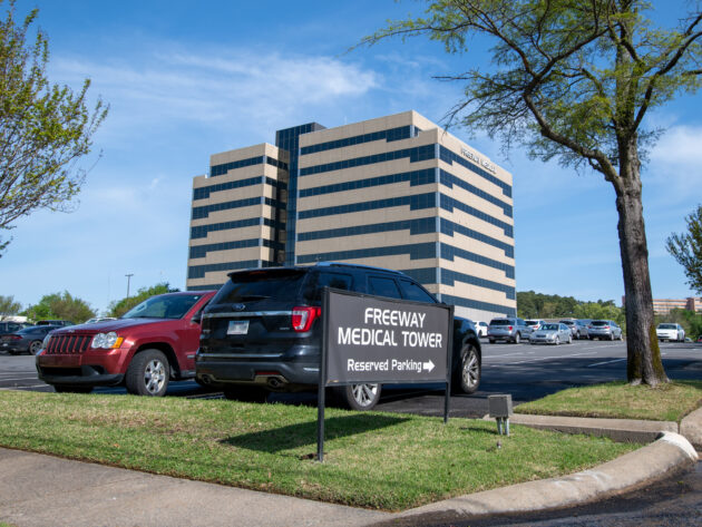 Freeway Medical Tower