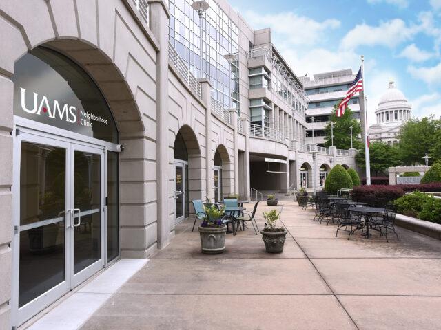 UAMS Neighborhood Clinic— Capitol Mall