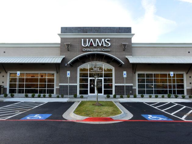 UAMS Orthopaedic Clinic, Colonel Glenn Road