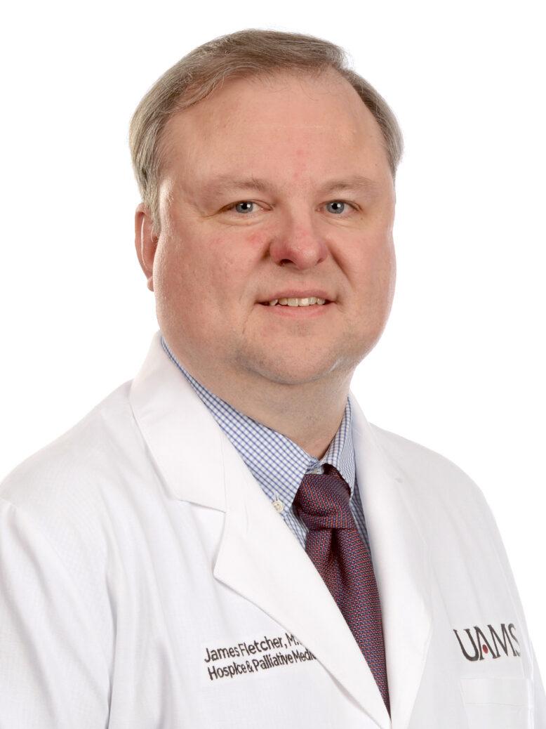 James J. Fletcher, M.D.