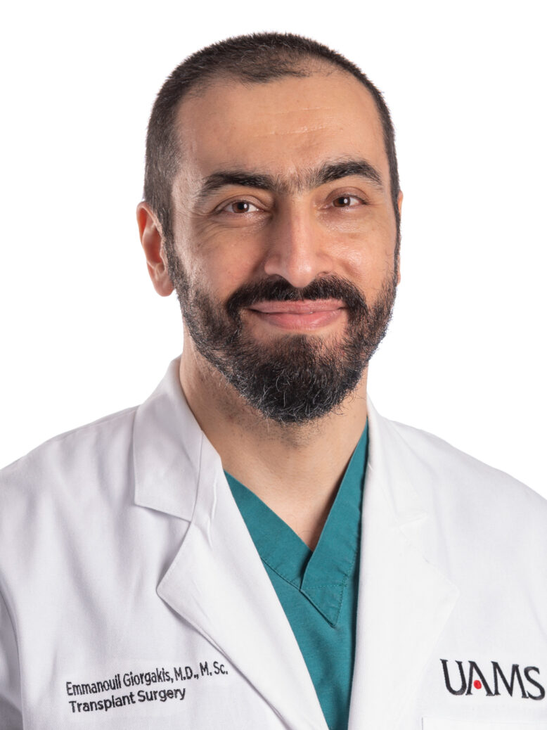Emmanouil Giorgakis, M.D.