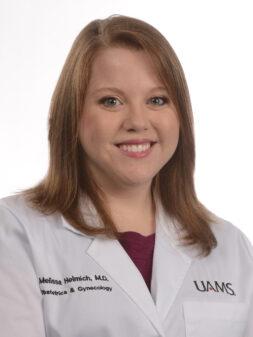 Melissa S. Helmich, M.D.