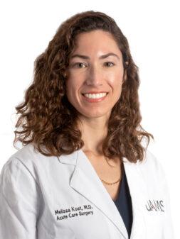 Melissa R. Kost, M.D.