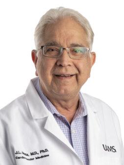 Jawahar L. 'Jay' Mehta, M.D., Ph.D.