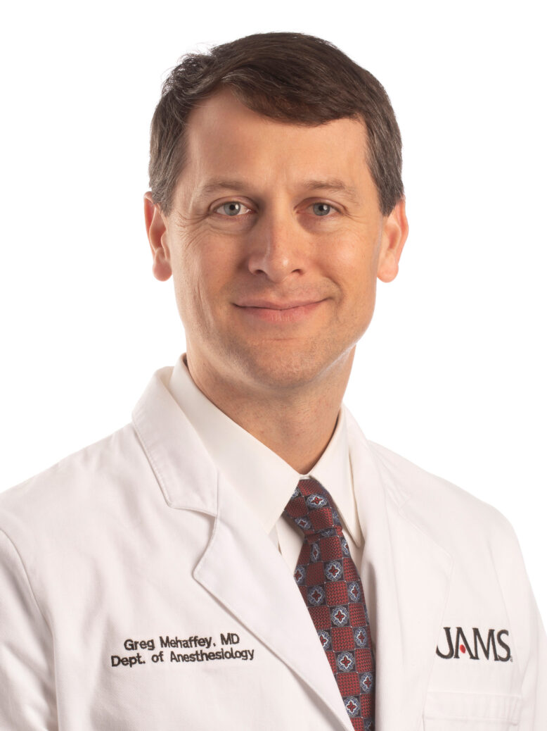 Gregory R. Mehaffey, M.D.