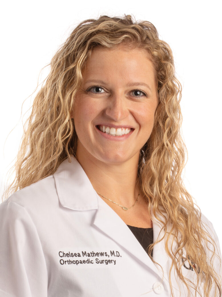 Chelsea S. Mathews, M.D.