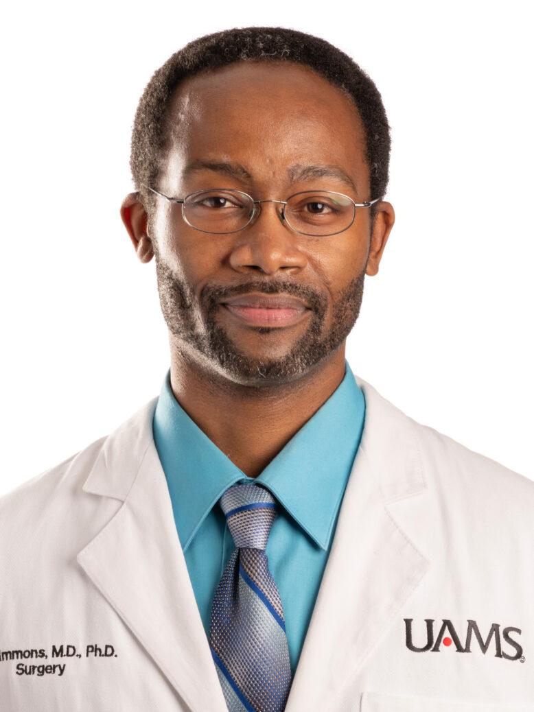 Christian D. Simmons, Ph.D., M.D.