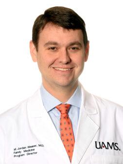 M. Jordan Weaver, M.D.