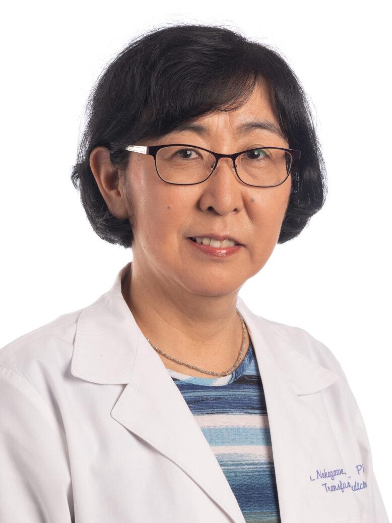 Mayumi Nakagawa, Ph.D., M.D.