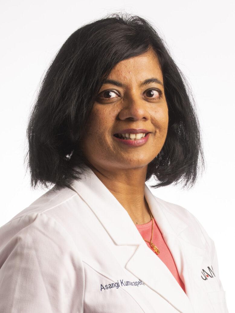 Asangi R. Kumarapeli, M.D., Ph.D.