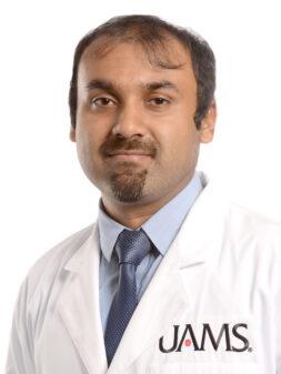 Syed F. Ali, M.D.