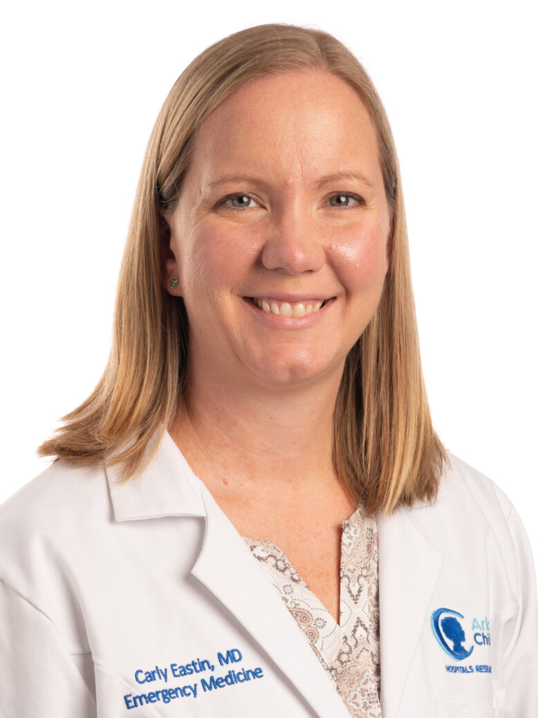 Carly D. Eastin, M.D.