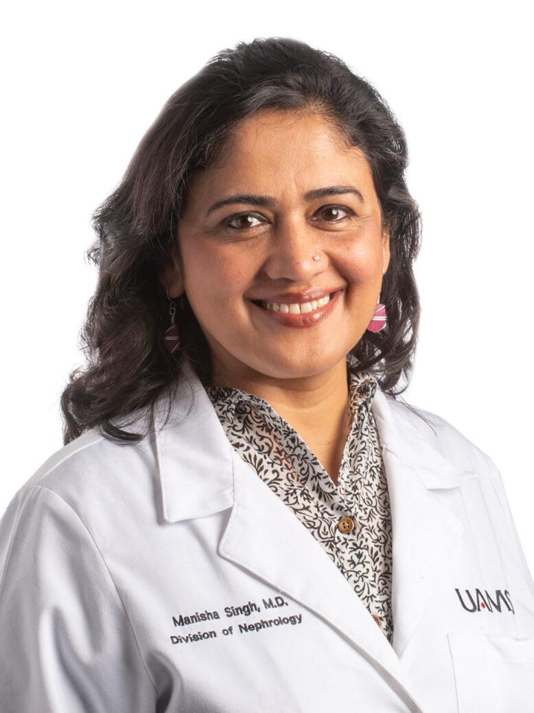 Manisha  Singh, M.D.