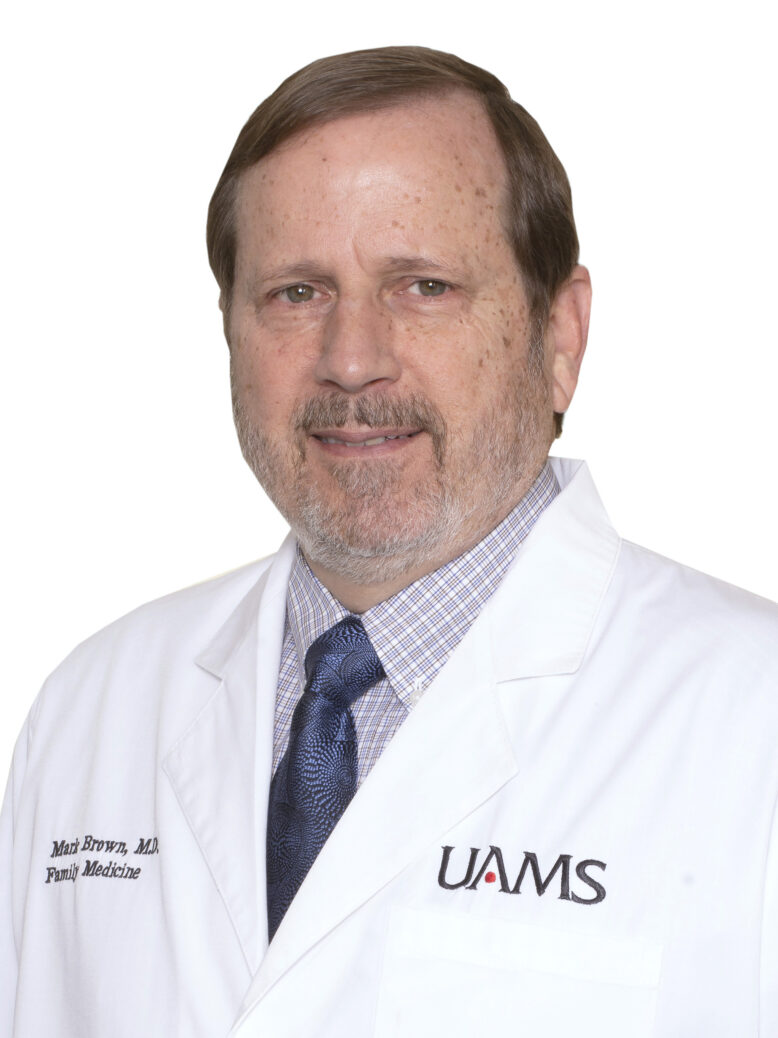 Mark  C. Brown, M.D.