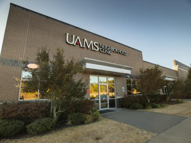 UAMS Neighborhood Clinic— Rahling Road