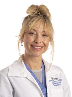 Lauren A. Byers, CNP