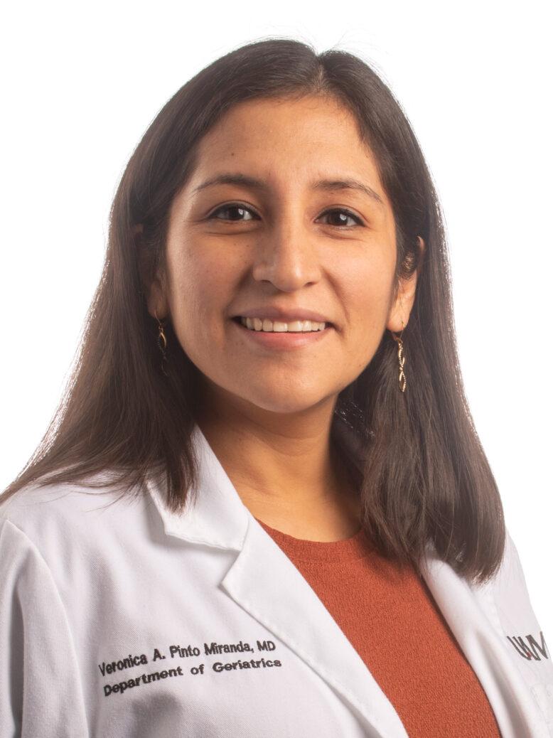 Veronica A. Pinto Miranda, M.D.