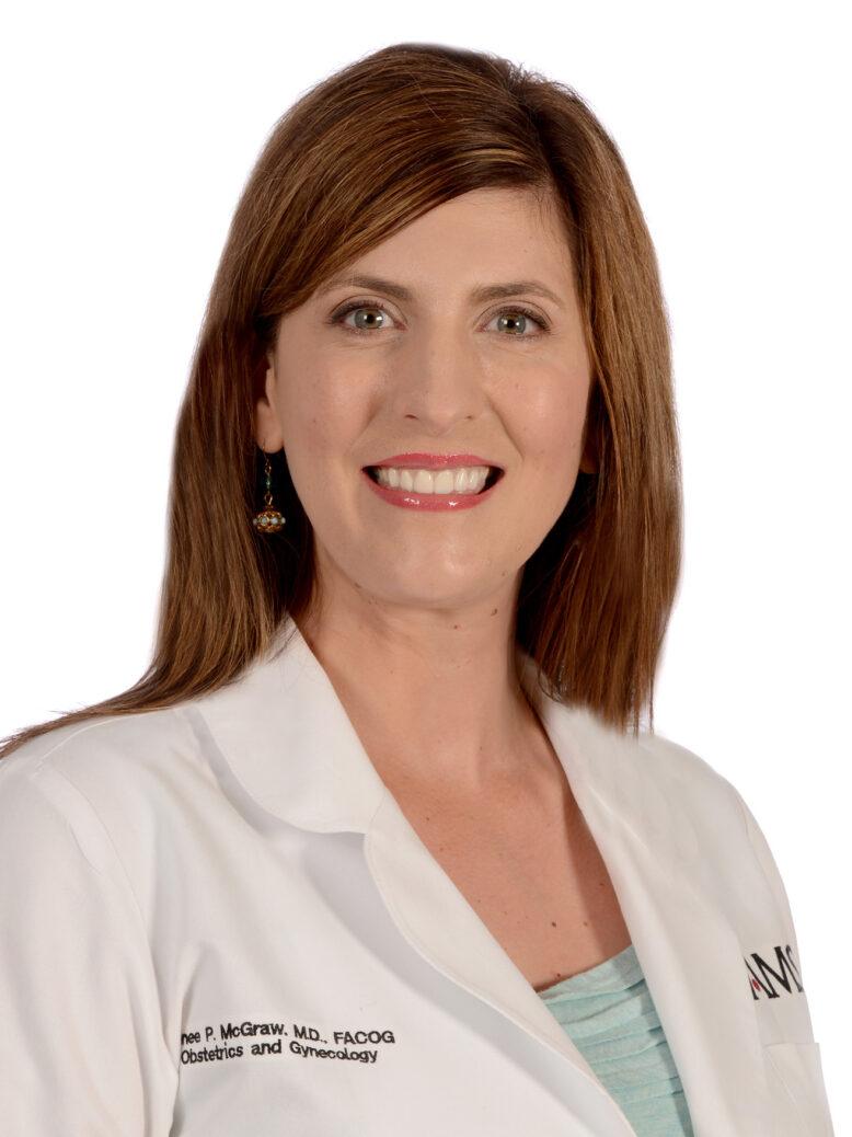 Renee P. McGraw, M.D.