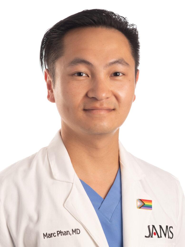 Nhan H. 'Marc' Phan, M.D.