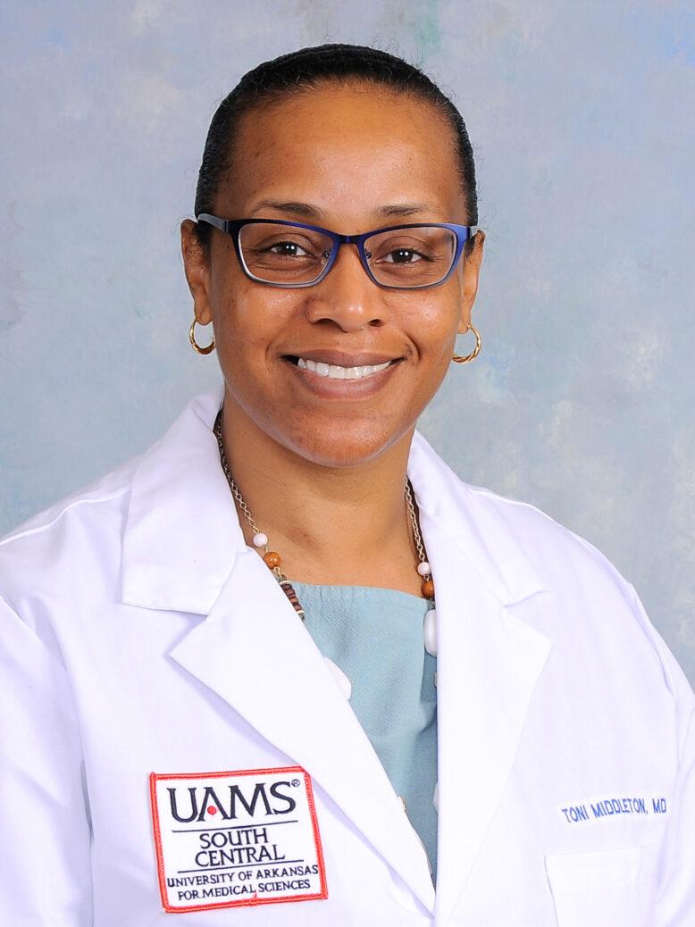 Toni Lynn Middleton, M.D.
