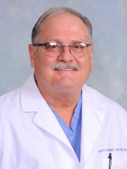 Keith G. Bennett, M.D.