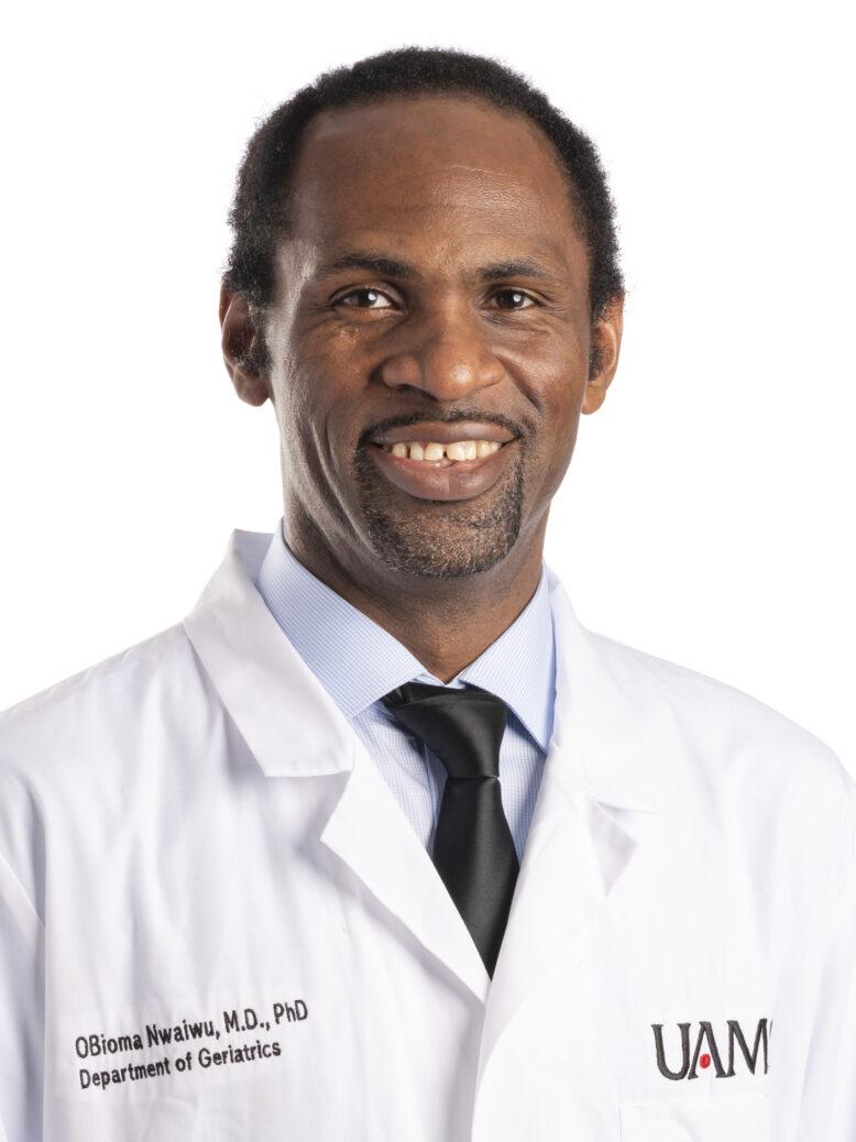 Obioma B. Nwaiwu, M.D., Ph.D.
