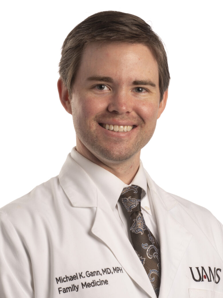 Michael K. Gann Jr., M.D.