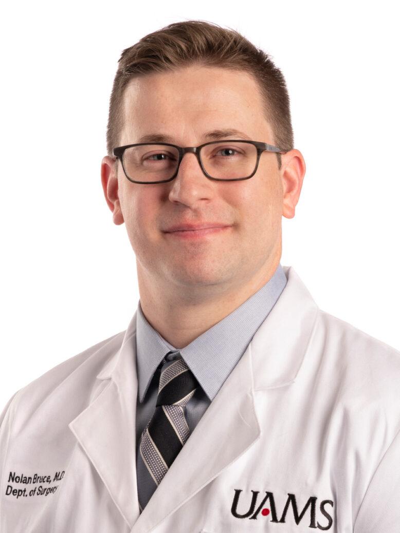Nolan R. Bruce, M.D.